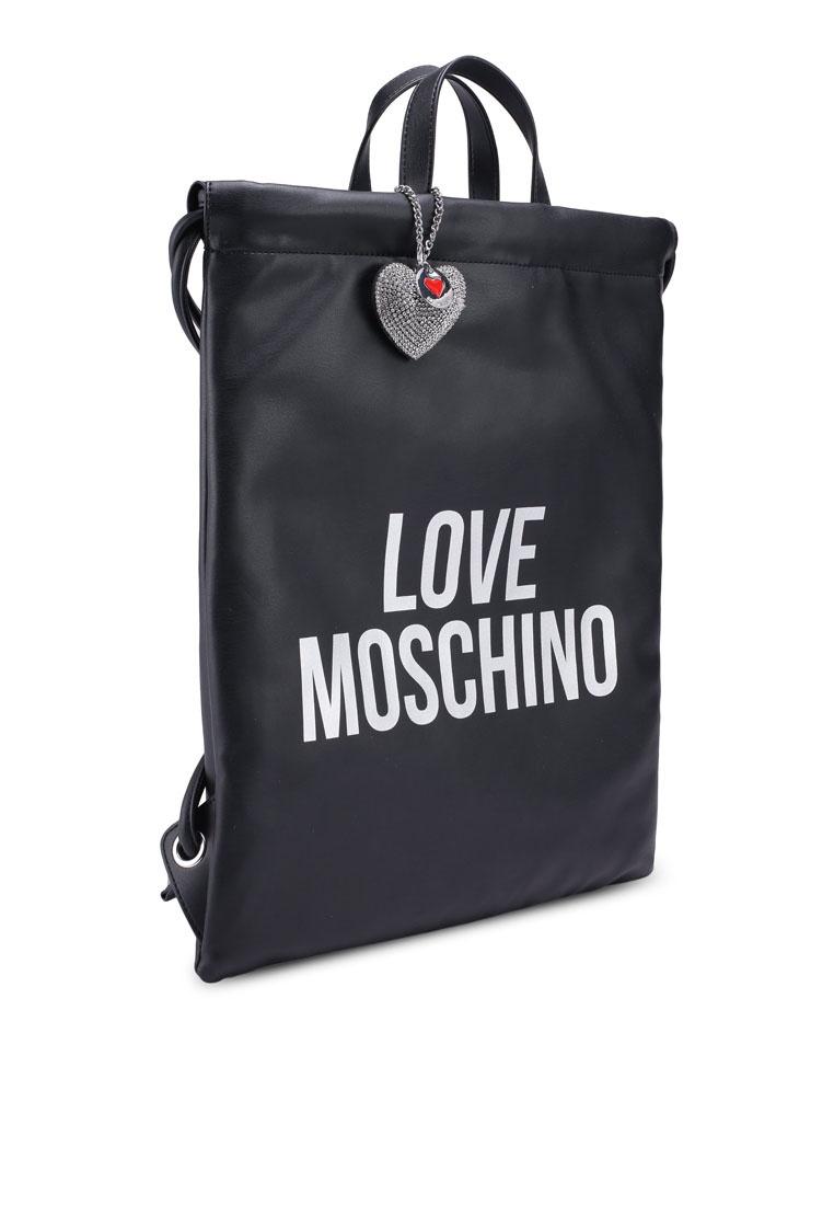 1cafdf4044b Backpack Black Moschino Love Black Borsa Friday HwZC0yq at insert ...