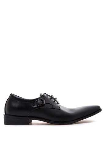 Brogue & Derby black Donisio Formal Shoes BR611SH71BVOPH_1