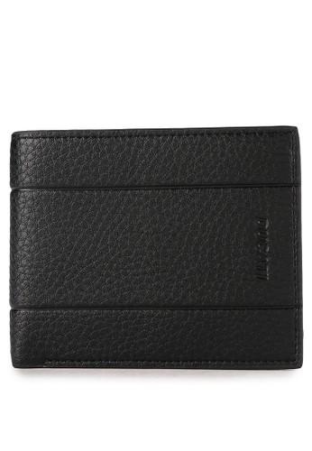DucatI black Men Wallet 4627BAC20F06D5GS_1