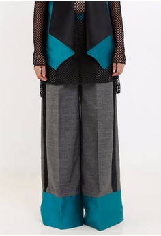 [PRE-ORDER] Palazzo Wide Pants