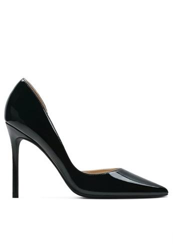 Twenty Eight Shoes 8CM Faux Patent Leather High Heel Shoes D02-q 8F512SH8959B56GS_1