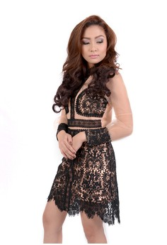 Melissa Lace Dress