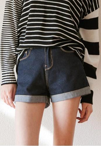 俏皮風牛仔esprit 高雄短褲, 服飾, 短褲