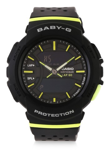 Baby-G black Women Analog Watches BGA-240-1A2DR 124CEACA627493GS_1