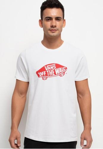 Vans white Vans Otw Short Sleeve Tee-B 771C0AA4F57319GS_1