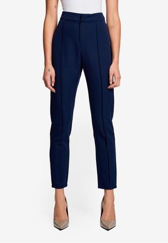 REUX 藍色 Brixton Fitted 褲 82CD3AAB4C4A89GS_1