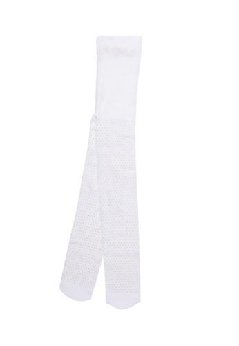 Du Pareil Au Même (DPAM) white Off White Tights F882FKA89232A9GS_1