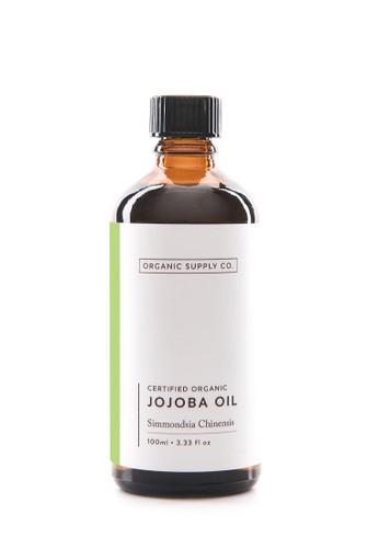 Organic Supply Co Jojoba Oil CO 100ml 4FC61ES38B72BBGS_1