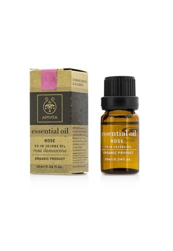 APIVITA APIVITA - Essential Oil - Rose 5% In Jojoba Oil 10ml/0.34oz 7655ABE2BFE6C3GS_1