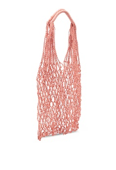 5d92a39f8 47% OFF Mango Handmade Net Bag S$ 29.90 NOW S$ 15.90 Sizes One Size