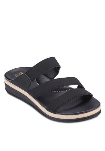 多帶舒適鞋墊涼鞋, 女esprit 香港鞋, 鞋