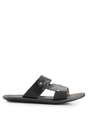 MARC & STUART Shoes black Sandal Philo 2 MA456SH0UORCID_1