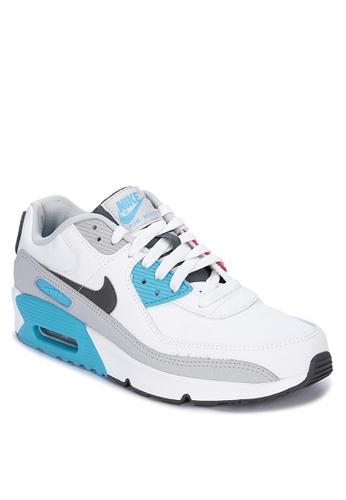 Nike white Air Max 90 Ltr 2C2F2KS30D8135GS_1