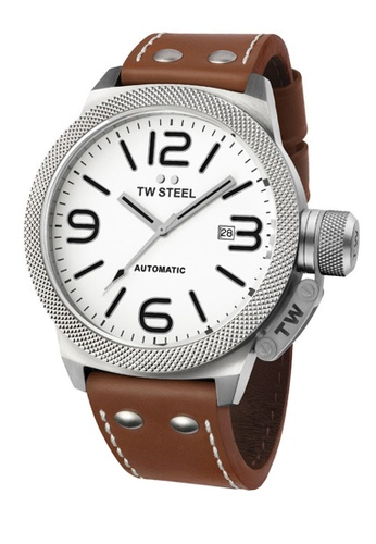 TW Steel brown TWA956 Canteen Automatic Analog Watch TW310AC0KMCRPH_1