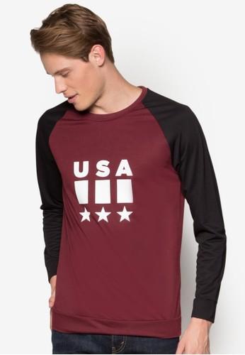 USA 拉克蘭長袖上esprit hk衣, 服飾, 外套