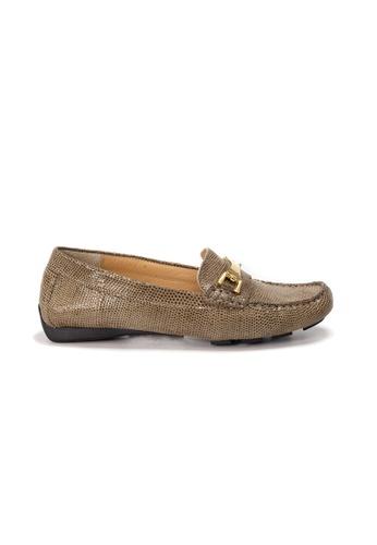Shu Talk grey AMAZTEP Classy Driving Loafer Shoes 47E43SHA6459D3GS_1