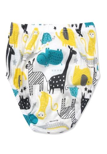 Organic mom multi Organic Cotton William Giraffe Briefs 0C8DEKA5422492GS_1
