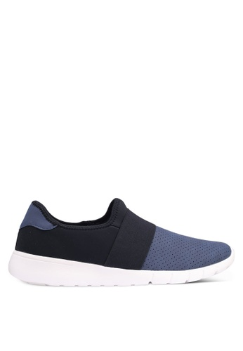 North Star blue Slip On Sneakers C34BESHED7AA30GS_1