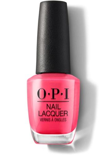 O.P.I pink NLM23 - NL - STRAWBERRY MARGARITA 187A7BED7E1CE9GS_1
