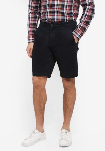 Jack Wills black Widmore Chino Shorts 0787AAA91BBC1EGS_1