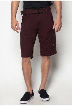 Canvass Cargo Shorts