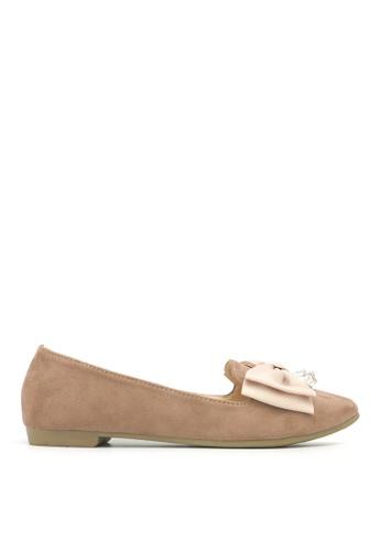 Carlo Rino pink Carlo Rino 33320-A002-24 Pointed Toe Flats (Pink) EAE13SH7814B56GS_1