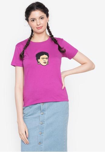Artwork purple Free Duh T-Shirt EA5ADAABE56F29GS_1