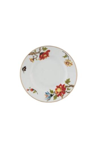 Minh Long I white Dahlia: Porcelain Flat Round Plate (20cm) 67F1DHL77C61C5GS_1