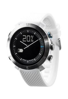 COGITO Watch CLASSIC Rubber - White