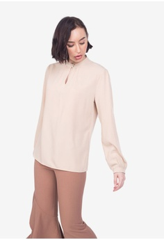 b880d31554b91d Shop Somura Blouses for Women Online on ZALORA Philippines