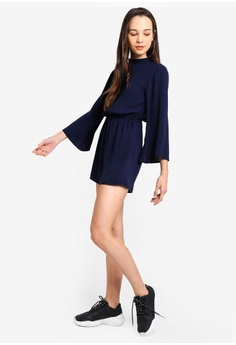 519770855de8 40% OFF Something Borrowed Kimono Sleeves Playsuit S  39.90 NOW S  23.90  Sizes XS S M L XL