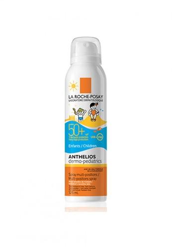 La Roche Posay white La Roche Posay Anthelios Pediatric Spray 125ml 99F22BE58F70CEGS_1