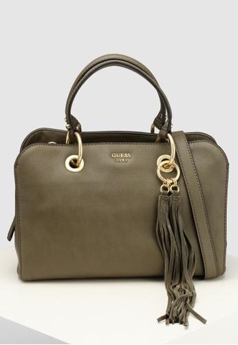 5ca85d84d0 Buy Guess Dixie Satchel Bag Online on ZALORA Singapore