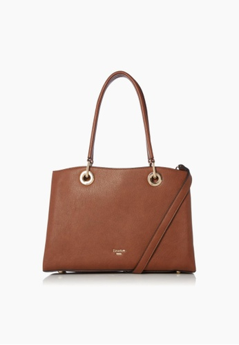 Dune London brown Dune London Darys Large Tote Bag 912CBACAF72A08GS_1