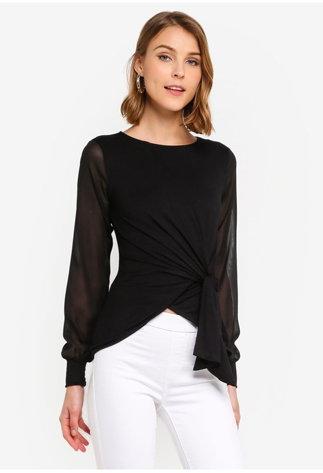 96ad5af8a429 Buy DOROTHY PERKINS Women's Tops | ZALORA Malaysia & Brunei