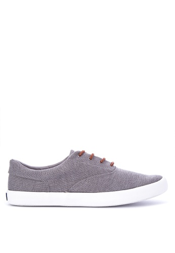Sperry grey Wahho CVO Multi Knit Sneakers SP132SH0IJXLPH_1