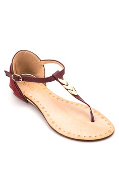Abela Flat Sandals