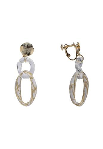 niko and ... yellow Drop Earrings 98492AC4D776C2GS_1