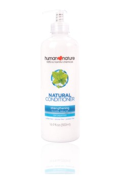 Natural Strengthening Conditioner In Cool Peppermint