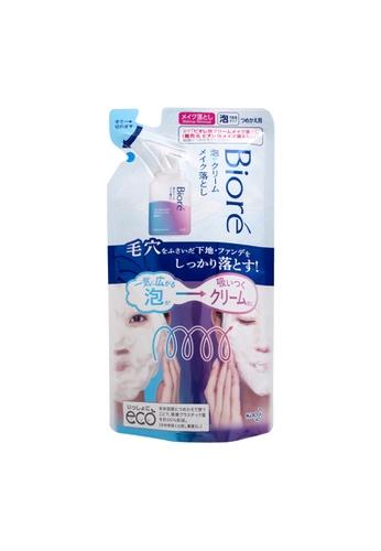 Bioré Biore Makeup Remover (Foaming) (Refill) 170ml 20B7DBEF41BBDEGS_1