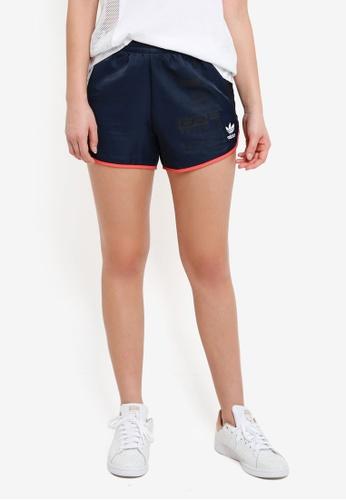 adidas navy adidas originals ai shorts 90E7FAA8E2E9ADGS_1
