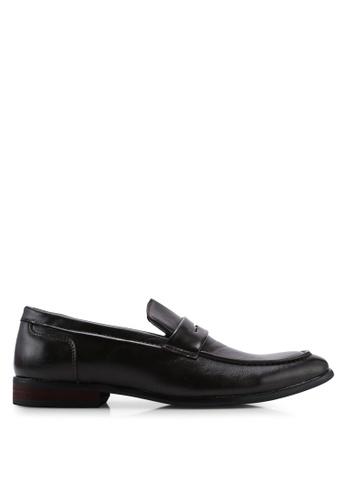 UniqTee 多色 皮革 Formal 洋裝 Shoes With Penny Strap B1FD2SHA724DD2GS_1
