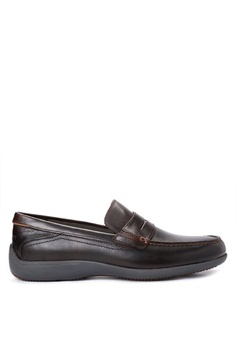 1a757c76b91 Rockport. Aiden Penny Loafers