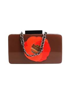 Floral Vortex Bag
