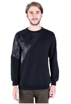 Sweater Black Block