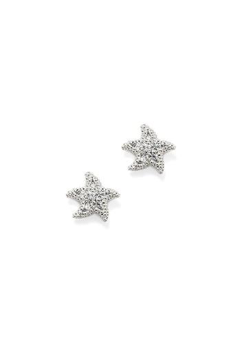 Thomas Sabo silver Starfish Ear Studs 36669ACBFDC329GS_1