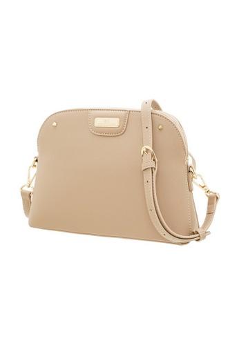 Valentino Creations beige Valentino Creations Nancy Sling Bag 40ECDACC6D11BFGS_1