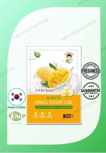 Kait Lifestyle ALL RIGHT Yogurt Cube (16g) - Mango DD89AES0AA3018GS_1