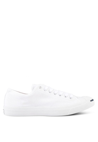 Converse white Jack Purcell Core Sneakers Ox 79426SHB94D5E1GS_1