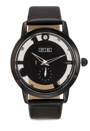 鏤空圓框手錶, 錶類esprit 兼職, 飾品配件